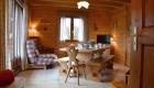 Les Pralets, salle de séjour