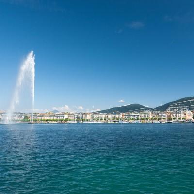Genève et Lac Léman
